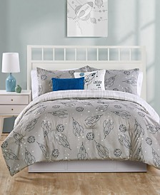 Blast Off 4 Piece Twin Comforter Set