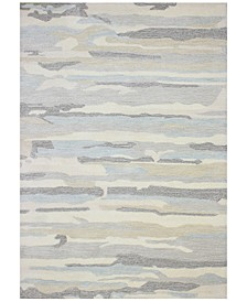 "Elements ELM-227 5' x 7'6"" Area Rug"
