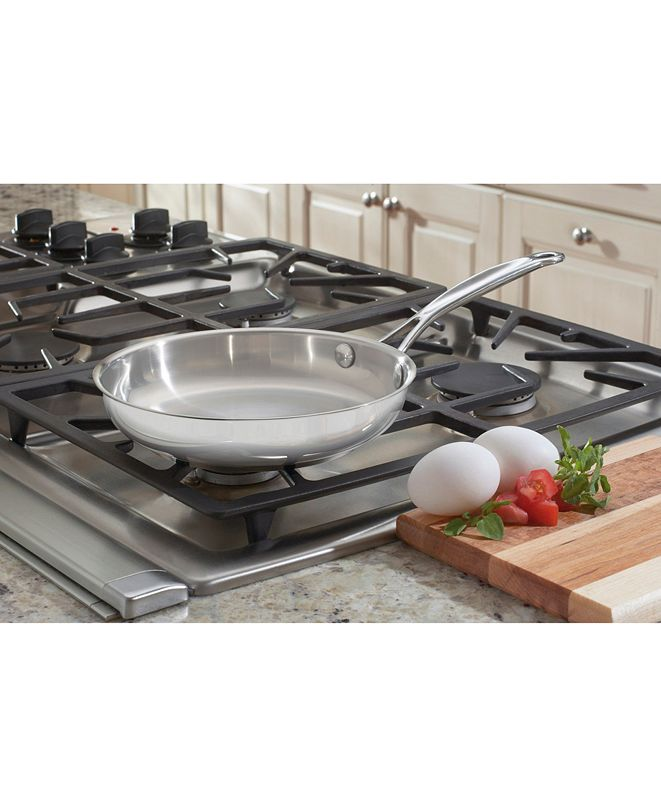 """Cuisinart Chef's Classic™ Stainless Steel 9"""" Skillet"""