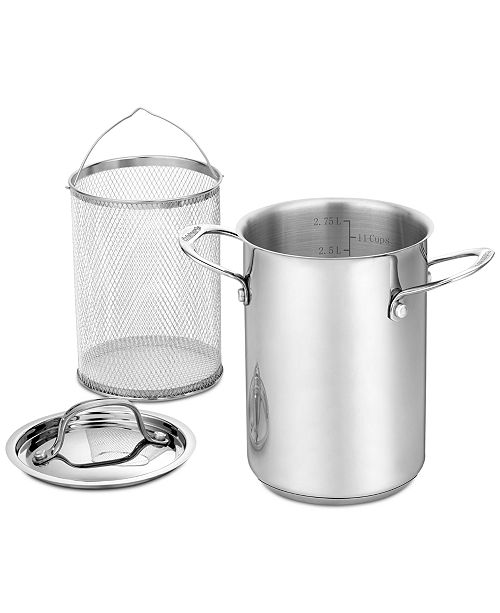 Cuisinart Chef's Classic™ Stainless Steel Asparagus Steamer Set
