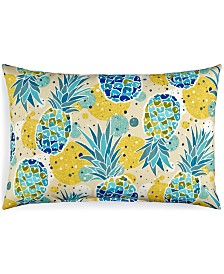 "Jetrich Canada Pineapple 16"" x 24"" Decorative Pillow"