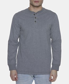 Gelert Men's Sueded Henley from Eastern Mountain Sports