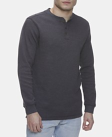 Gelert Men's Thermal Henley from Eastern Mountain Sports
