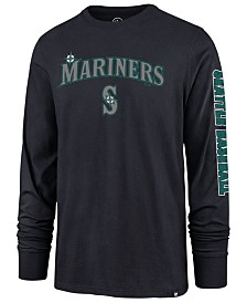 '47 Brand Men's Seattle Mariners Rival Local Long Sleeve T-Shirt