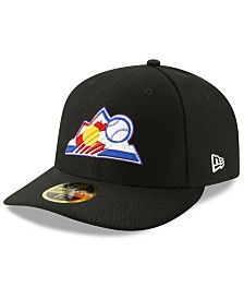 New Era Colorado Rockies Spring Training 59FIFTY-FITTED Low Profile Cap