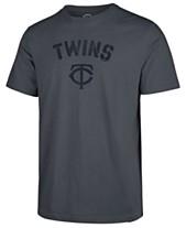 new style a4920 e99af  47 Brand Men s Minnesota Twins Hudson Cascade T-Shirt