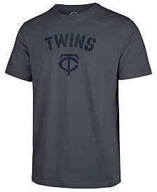 '47 Brand Men's Minnesota Twins Hudson Cascade T-Shirt