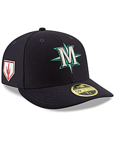 New Era Seattle Mariners Spring Training 59FIFTY-FITTED Low Profile Cap
