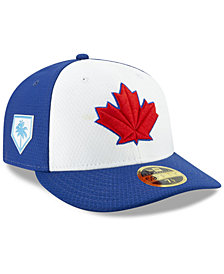 New Era Toronto Blue Jays Spring Training 59FIFTY-FITTED Low Profile Cap
