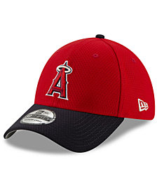 New Era Los Angeles Angels Batting Practice 39THIRTY Cap