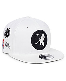 New Era Minnesota Timberwolves Night Sky 9FIFTY Snapback Cap