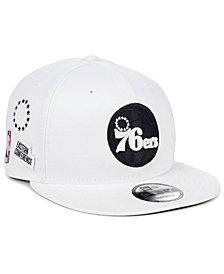 New Era Philadelphia 76ers Night Sky 9FIFTY Snapback Cap