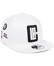 New Era Los Angeles Clippers Night Sky 9FIFTY Snapback Cap