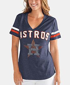 G-III Sports Women's Houston Astros Rounding the Bases T-Shirt