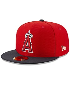 New Era Los Angeles Angels Batting Practice 59FIFTY-FITTED Cap