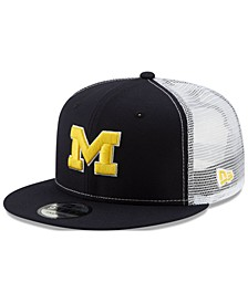 Michigan Wolverines TC Meshback Snapback Cap