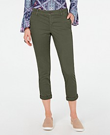 Petite Slim Ankle Pants, Created for Macy's