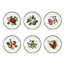 Pomona Bread & Butter Plate Assorted Set/6