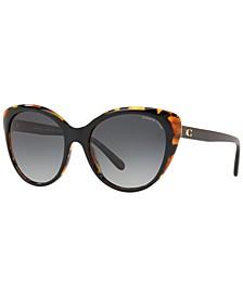 Polarized Sunglasses, HC8260 55 L1060