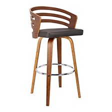 "Jayden 26"" Swivel Counter Stool"