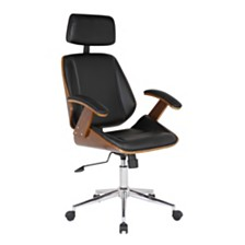 Century Office Chair, Quick Ship