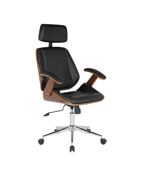 Armen Living Century Office Chair