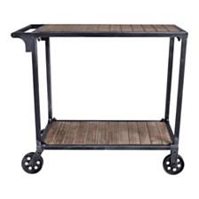 Moka Kitchen Cart, Quick Ship