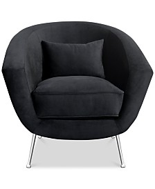 Tulare Accent Chair, Quick Ship
