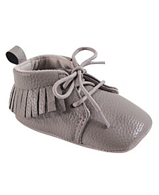 Baby Boys and Girls Hudson Baby Moccasins