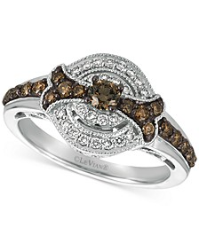 Chocolatier® Diamond Ring (5/8 ct. t.w.) in 14k White Gold