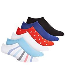 6 Pack Super-Soft Liner Socks