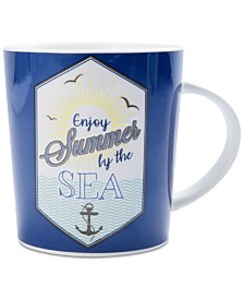 Pfaltzgraff Summer by the Sea Mug