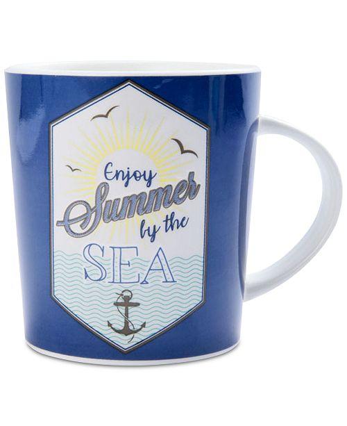 Pfaltzgraff Summer by the Sea Mug