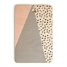 Scandinavian Style Collection 02 Rectangle Cutting Board