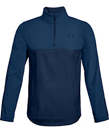 Under Armour Big Boys Windstrike Novelty ½ Zip