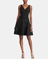 b70cc444166 Lauren Ralph Lauren Dresses for Women - Macy s