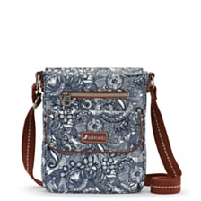 Sakroots Small Flap Messenger Crossbody