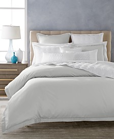 Hotel Collection 680 Thread-Count Twin Duvet Cover, Created for Macy's