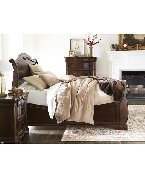 Furniture Bordeaux Ii Bedroom Furniture Collection