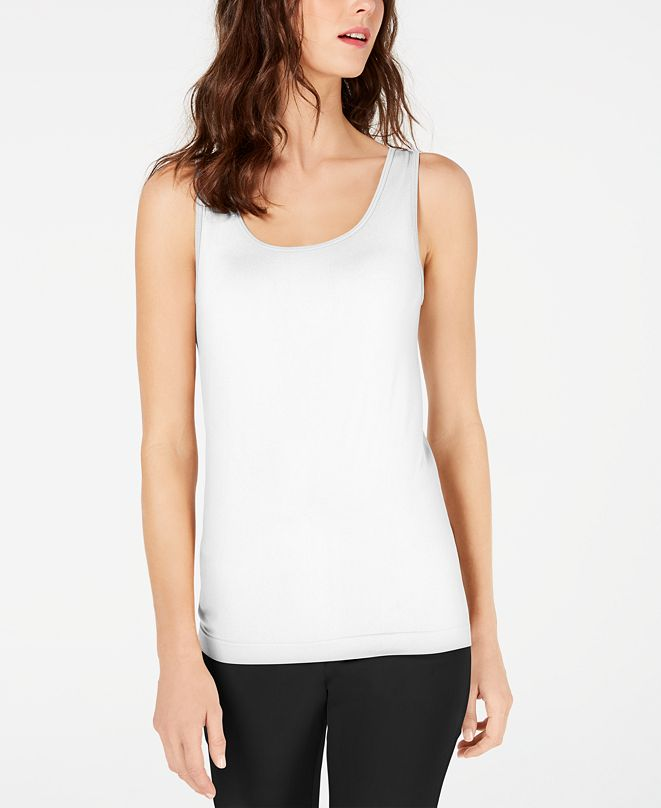 INC International Concepts INC Seamless Tank Top, Created for Macy's