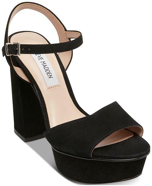 e2510513a0 Steve Madden Trust Platform Sandals & Reviews - Sandals & Flip ...