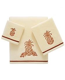 Tommy Bahama Batik Pineapple Bath Collection