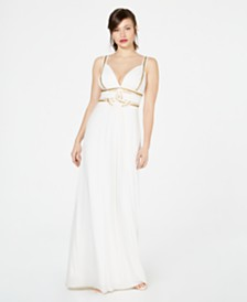 Marciano Studded Cutout Gown, Created for Macy's
