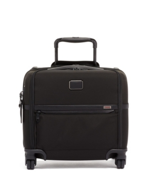 Tumi Alpha 3 Compact 4 Wheeled Briefcase