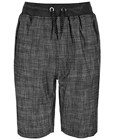 Big Boys Redondo Regular-Fit Twill Drawstring Shorts
