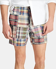 "Polo Ralph Lauren Men's 6"" Classic-Fit Polo Prepster Shorts"