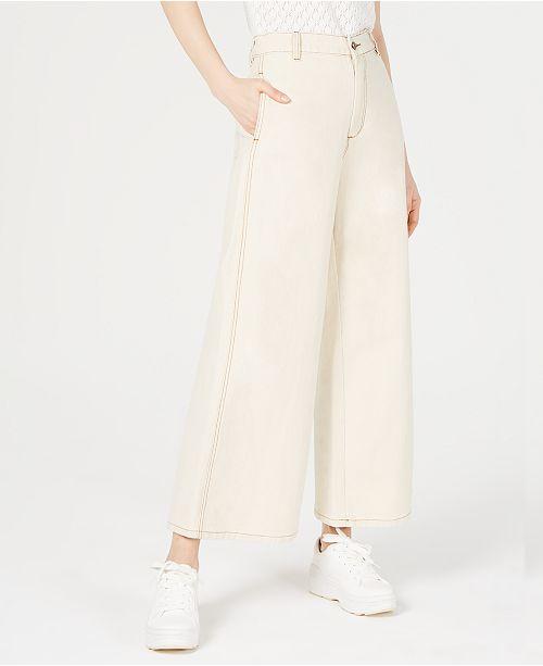 Current Air High-Rise Wide-Leg Pants