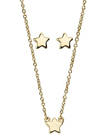 Kitsch Insta Collection Star Necklace and Earring Box Set