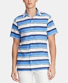 Men's Classic-Fit Short-Sleeve Shirt