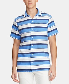 Polo Ralph Lauren Men's Classic-Fit Short-Sleeve Shirt